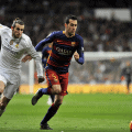 Bale and Busquets