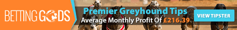 Betting Gods Premier Greyhound Tips