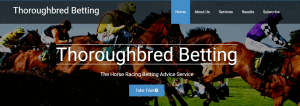 Thoroughbred Betting