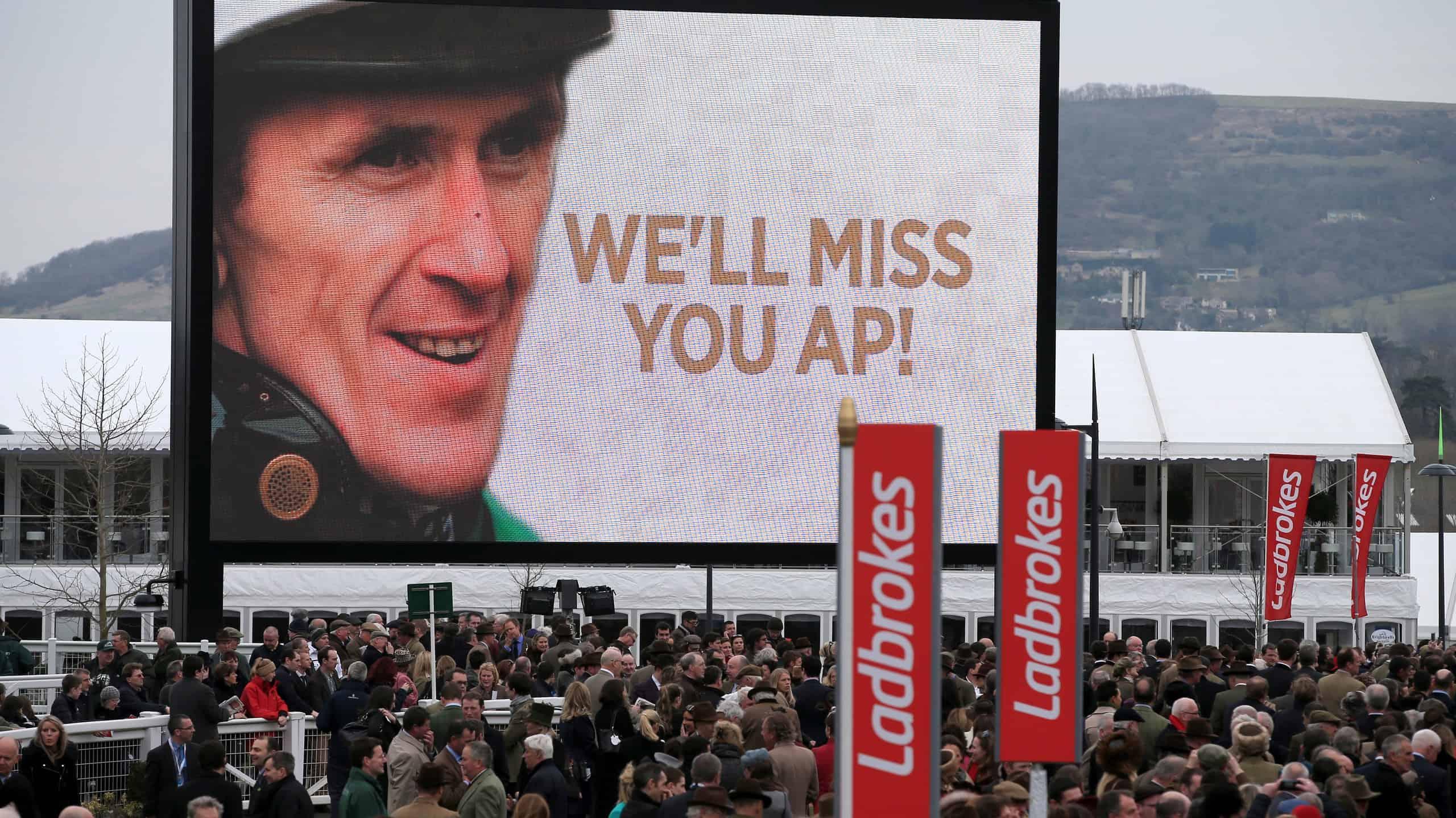 Remembering Tony McCoy