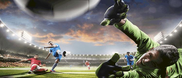 football pic - goal scored