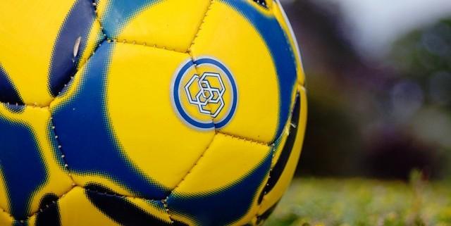 football - yellow