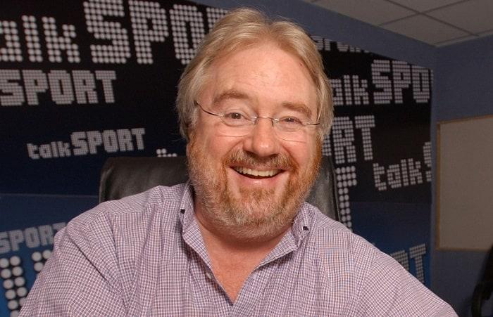 Mike Parry Talksport