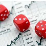 dice on graph