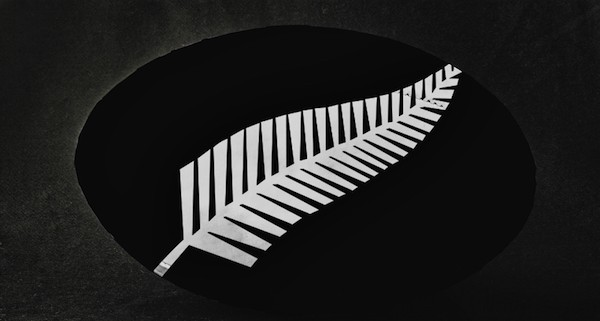 New Zealand Rugby Team Logo