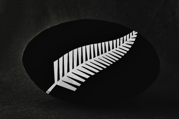 New Zealand Rugby Team Logo