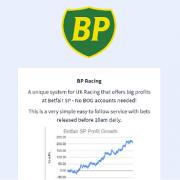 BP Racing pic