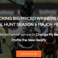 Bet Alchemist homepage
