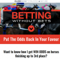 Betting Without Bets