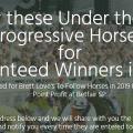 Brett Love Horses to Follow