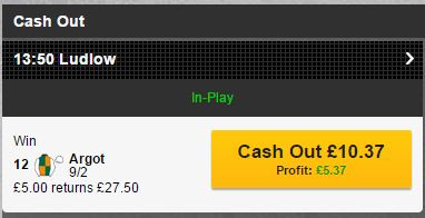 Dont get Caught Out Cashing out