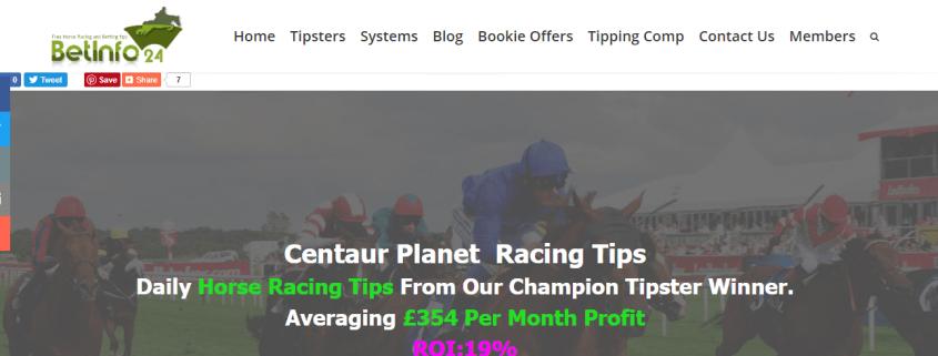 Centaur Planet Racing pic