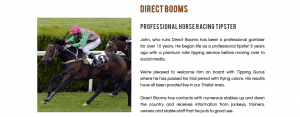 Direct Booms