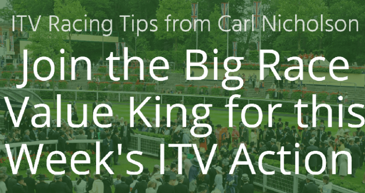 ITV Racing Tips