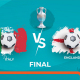 Italy vs England Euro Final
