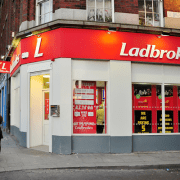 Ladbrokes betting shop