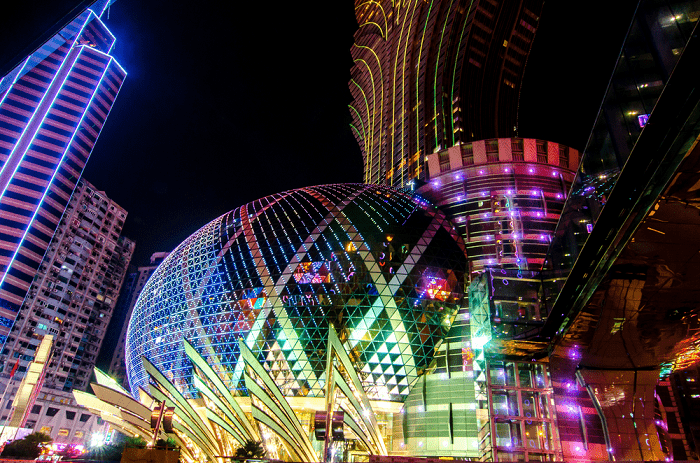 Casino Lisboa in China