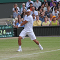 Nadal at Wimbledon