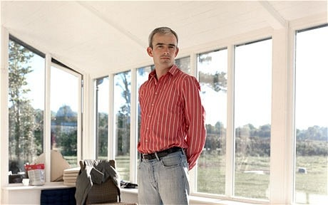 Ruby Walsh Standing at Home