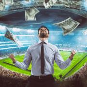 betting profits celebration