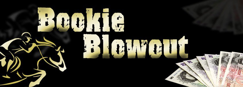 Bookie Blowout logo