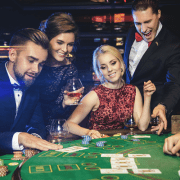 casino young people pic