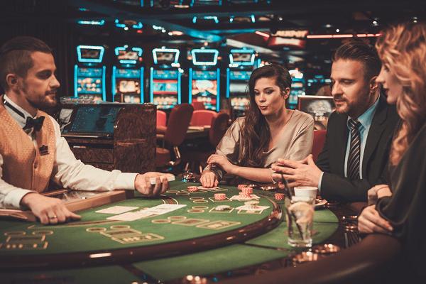 Population Of Casino