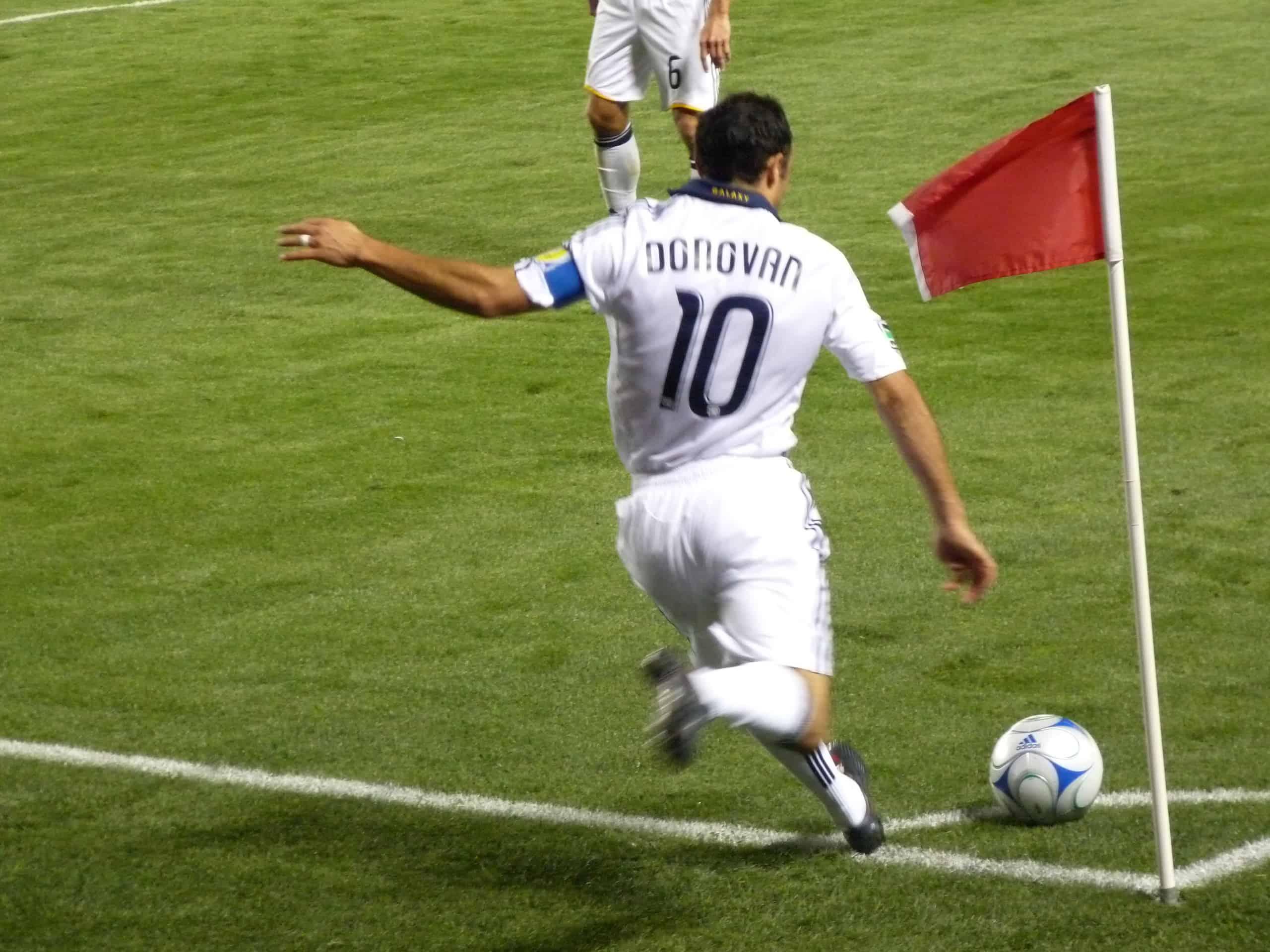 Football Corner Kick