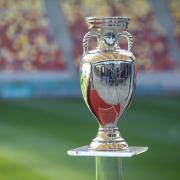 euro championship trophy
