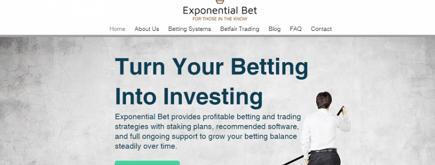 exponential bet