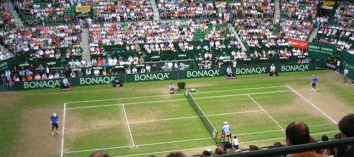 Andy Murray at Wimbledon