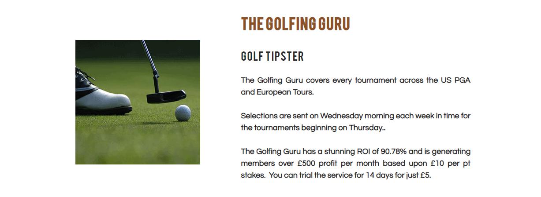 Golf betting guru twitter search sbobet mobile betting 123