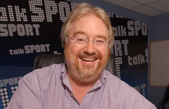 Mike Parry Talksport