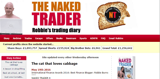 Naked Trader