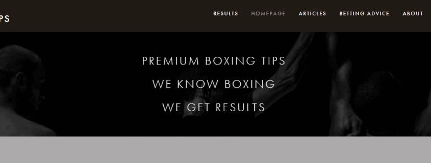 premium boxing tips