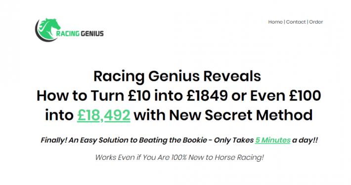 racing genius