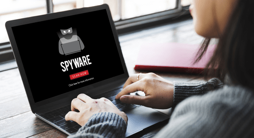 Spyware scanner