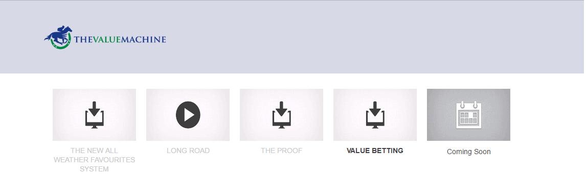 The Value Machine
