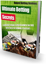 ultimate betting secrets