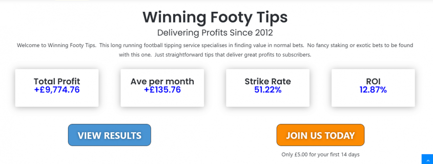 winning footy tips